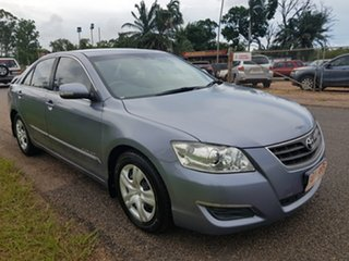 2009 Toyota Aurion GSV40R AT-X Grey 6 Speed Sports Automatic Sedan