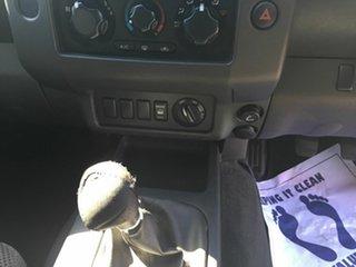 2007 Nissan Navara D40 ST-X (4x4) Grey 6 Speed Manual Dual Cab Pick-up