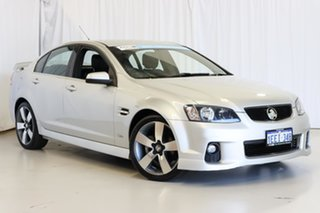 2013 Holden Commodore VE II MY12.5 SV6 Z Series Silver 6 Speed Sports Automatic Sedan.