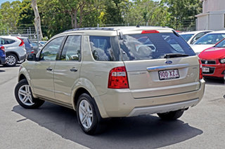 2008 Ford Territory SY Ghia Kashmir 4 Speed Sports Automatic Wagon.