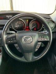 2009 Mazda 3 BL Neo Blue 5 Speed Automatic Hatchback