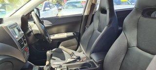 2010 Subaru Impreza G3 MY10 R AWD Silver 5 Speed Manual Hatchback