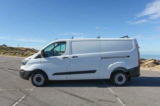 2014 Ford Transit Custom VN 330L Low Roof LWB White 6 Speed Manual Van