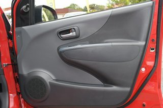 2012 Suzuki Alto GF GL Red 4 Speed Automatic Hatchback