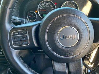 2014 Jeep Wrangler JK MY2014 Unlimited Sport Black 6 Speed Manual Softtop
