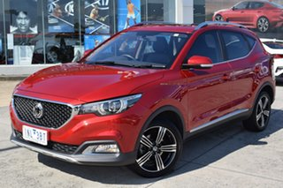 2019 MG ZS AZS1 MY19 Essence 2WD Red/Black 6 Speed Automatic Wagon