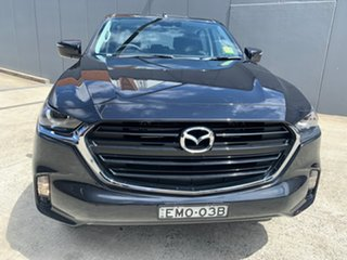2020 Mazda BT-50 TFS40J XT Gun Blue 6 Speed Manual Utility