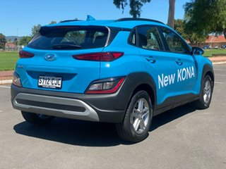 2020 Hyundai Kona Os.v4 MY21 2WD Dive in Jeju 8 Speed Constant Variable Wagon