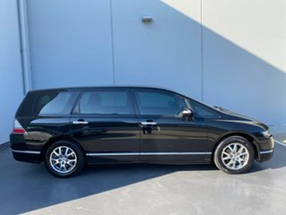 2006 Honda Odyssey 3rd Gen Luxury Black 5 Speed Sports Automatic Wagon.