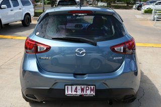 2016 Mazda 2 DJ2HA6 Maxx SKYACTIV-MT Blue 6 Speed Manual Hatchback