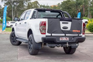 2020 Ford Ranger PX MkIII 2020.25MY XLT Arctic White 10 Speed Sports Automatic Double Cab Pick Up.