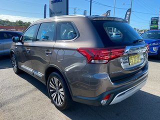 2018 Mitsubishi Outlander ZL MY19 ES AWD Grey 6 Speed Constant Variable Wagon