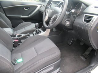2016 Hyundai i30 GD4 Series II MY17 Active White 6 Speed Manual Hatchback