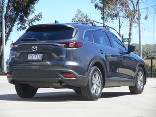 2016 Mazda CX-9 TC Touring SKYACTIV-Drive Grey 6 Speed Sports Automatic Wagon