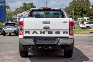 2019 Ford Ranger PX MkIII 2019.00MY XLT Arctic White 6 Speed Sports Automatic Super Cab Pick Up