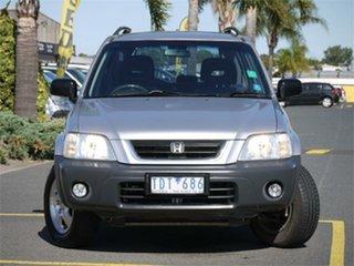 2001 Honda CR-V Classic Silver Automatic Wagon.