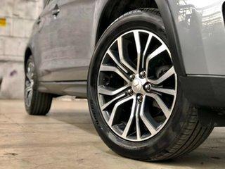 2015 Mitsubishi ASX XB MY15 XLS 2WD Grey 6 Speed Constant Variable Wagon