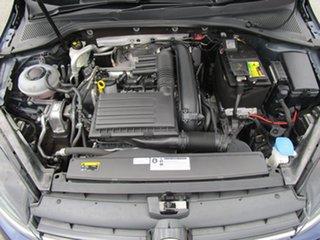 2018 Volkswagen Golf 7.5 MY18 110TSI DSG Trendline Blue 7 Speed Sports Automatic Dual Clutch