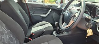 2013 Ford Fiesta WT LX Red 5 Speed Manual Hatchback