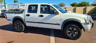 2006 Holden Rodeo RA MY06 LX Crew Cab 4 Speed Automatic Utility