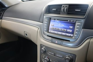 2012 Holden Calais VE II MY12 V Sportwagon Silver 6 Speed Sports Automatic Wagon