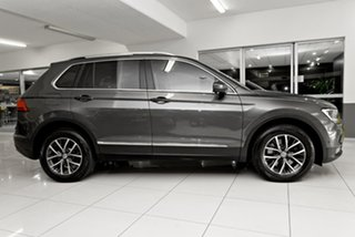 2018 Volkswagen Tiguan 5N MY18 132TSI DSG 4MOTION Comfortline Grey 7 Speed.