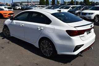 2020 Kia Cerato BD MY20 GT DCT White 7 Speed Sports Automatic Dual Clutch Sedan