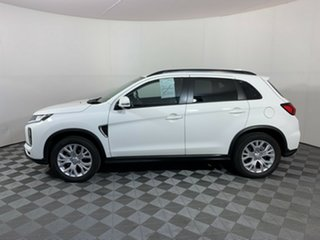 2020 Mitsubishi ASX XD MY21 LS 2WD White 1 Speed Constant Variable Wagon