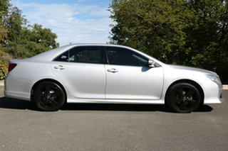 2016 Toyota Aurion GSV50R Sportivo Silver Pearl 6 Speed Sports Automatic Sedan
