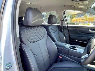 2020 Hyundai Santa Fe Tm.v3 MY21 CRDi (AWD) White Cream 8 Speed Auto Dual Clutch Wagon
