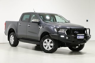 2020 Ford Ranger PX MkIII MY21.25 XLT 3.2 (4x4) Grey 6 Speed Automatic Double Cab Pick Up.