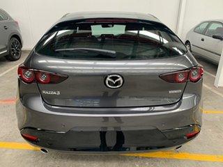 2020 Mazda 3 BP2H7A G20 SKYACTIV-Drive Evolve Machine Grey 6 Speed Sports Automatic Hatchback
