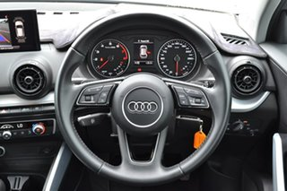2018 Audi Q2 GA MY18 design S Tronic Silver 7 Speed Sports Automatic Dual Clutch Wagon