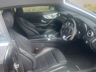 2016 Mercedes-Benz C-Class A205 C63 AMG SPEEDSHIFT MCT S Black 7 Speed Sports Automatic Cabriolet