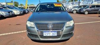 2007 Volkswagen Passat Type 3C MY07 TDI DSG Green 6 Speed Sports Automatic Dual Clutch Sedan.