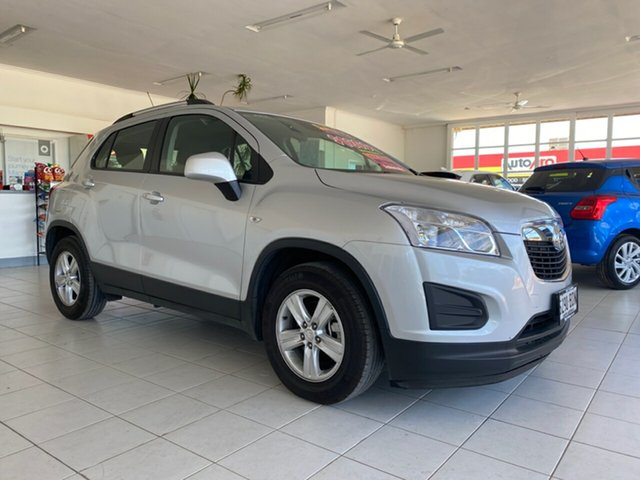 Used Holden Trax TJ MY16 LS Loxton, 2016 Holden Trax TJ MY16 LS 6 Speed Automatic Wagon