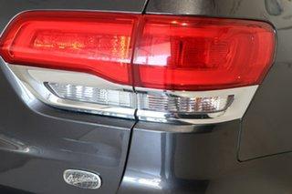 2015 Jeep Grand Cherokee WK MY15 Overland Grey 8 Speed Sports Automatic Wagon