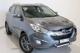 2015 Hyundai ix35 LM3 MY15 Elite Grey 6 Speed Sports Automatic Wagon.