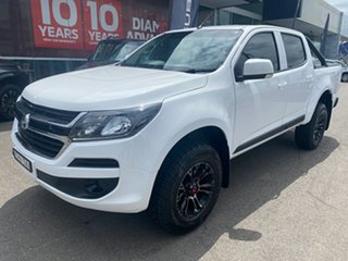 2020 Holden Colorado RG MY20 LS Pickup Crew Cab 4x2 White 6 Speed Sports Automatic Utility.
