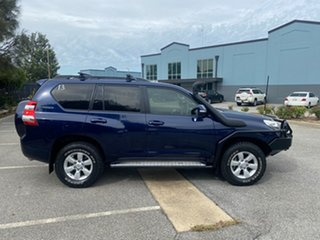 2014 Toyota Landcruiser Prado KDJ150R MY14 GXL Blue 5 Speed Sports Automatic Wagon