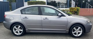 2005 Mazda 3 BK10F1 Maxx Sport Grey 4 Speed Sports Automatic Sedan.