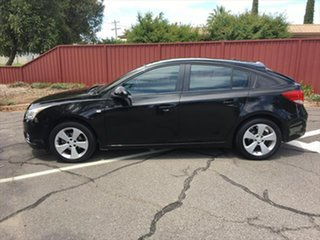 2013 Holden Cruze JH Series II MY13 Equipe Black 6 Speed Sports Automatic Hatchback