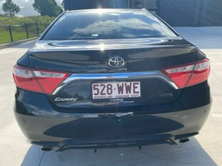 2016 Toyota Camry ASV50R RZ Black 6 Speed Sports Automatic Sedan