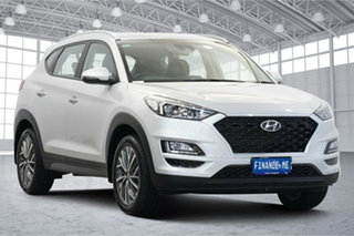 2019 Hyundai Tucson TL4 MY20 Active X 2WD Platinum Silver 6 Speed Automatic Wagon.
