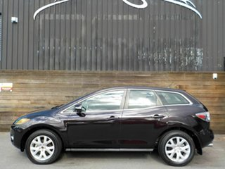 2009 Mazda CX-7 ER1032 Classic Activematic Sports Maroon 6 Speed Sports Automatic Wagon