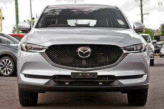 2020 Mazda CX-5 KF4WLA Akera SKYACTIV-Drive i-ACTIV AWD Silver 6 Speed Sports Automatic Wagon.