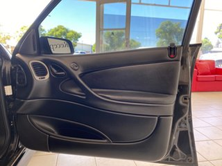 2005 Holden Commodore VZ 05 Upgrade SV8 Black 6 Speed Manual Sedan