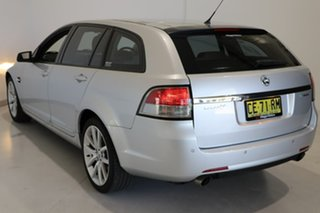 2012 Holden Calais VE II MY12 V Sportwagon Silver 6 Speed Sports Automatic Wagon.