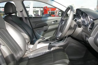 2012 Holden Cruze JH Series II MY13 SRi-V Black 6 Speed Sports Automatic Sedan