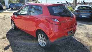 2014 Mazda 2 DJ2HAA Neo SKYACTIV-Drive True Red 6 Speed Sports Automatic Hatchback